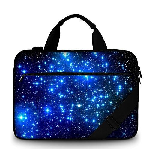 Sidorenko 15-15,6 Zoll Laptoptasche   Laptop Umhängetasche - Computer - Notebook-Schultertasche aus Canvas Schmutz- und Wasserabweisend   Notebook-Tasche mit Außentasche für Zubehör