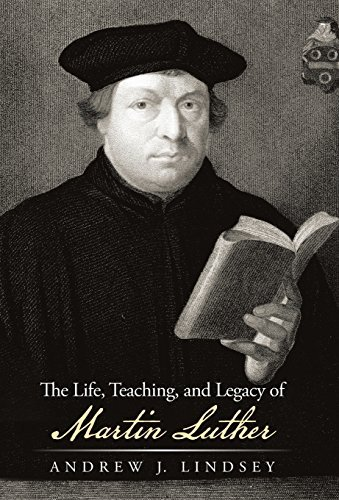 The Life, Teaching, and Legacy of Martin Luther: Chinese Buddhism in the Last Hundred Years by Andrew J. Lindsey (2013-12-18)