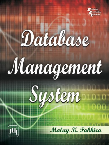 Database Management System por Malay K. Pakhira