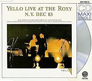 Live at the Roxy N.Y. Dec. 83 (15:00min.)