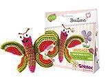 Häkelset Schmetterling Lulu mit Anleitung und Material