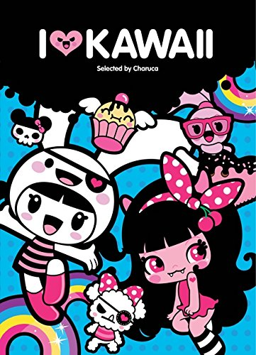 I Love Kawaii por Charuca