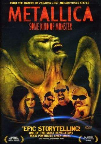 Metallica - Some Kind of Monster by Joe Berlinger