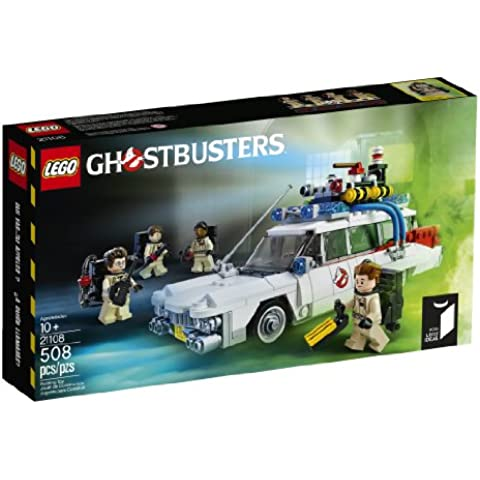 Lego  - Ghostbusters  ideas