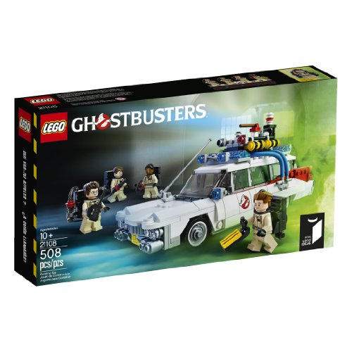 LEGO Ideas 21108 - Ghostbusters