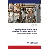 Hollow Fiber Membrane Module for Gas Separation: Modeling, Process Simulation and Design