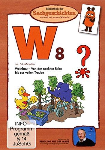 W8 - Weinbau  (Bibliothek der Sachgeschichten)