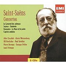 Saint-Saens Concertos