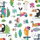 Dashwood Studio Club Tropicana–Tropische Vögel auf