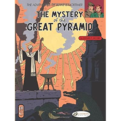 Blake & Mortimer, Tome 3 : The mystery of the great pyramyd : Part 2