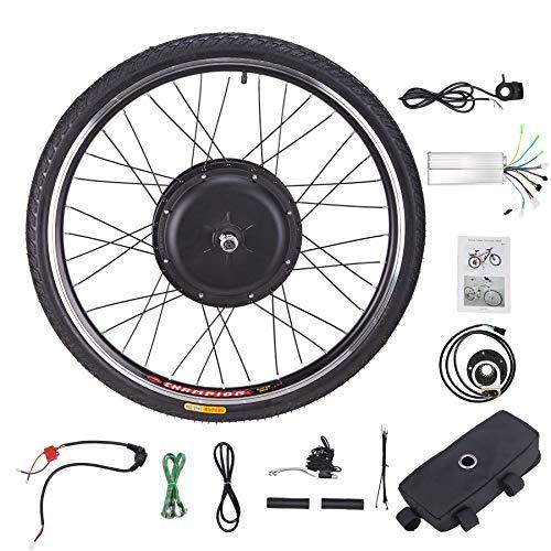 Sfeomi Kit Conversión Bicicleta Eléctrica 48V 1000W
