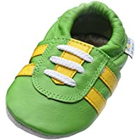 Jinwood - sport brasil - mini shoes - Turnschuhe - Hausschuhe - Lederpuschen - Krabbelschuhe - by amsomo