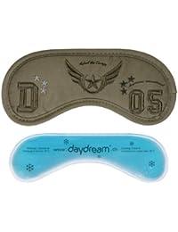 Daydream A-1030 Masque de sommeil pour homme avec poche rafraîchissante Motif étoiles