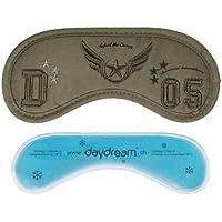 daydream: Army Schlafmaske für Männer aus mattem Stoff (A-1030) preisvergleich bei billige-tabletten.eu