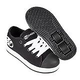 Heelys chaussure à roulette x2 fresh 100140 noir blanc (33)