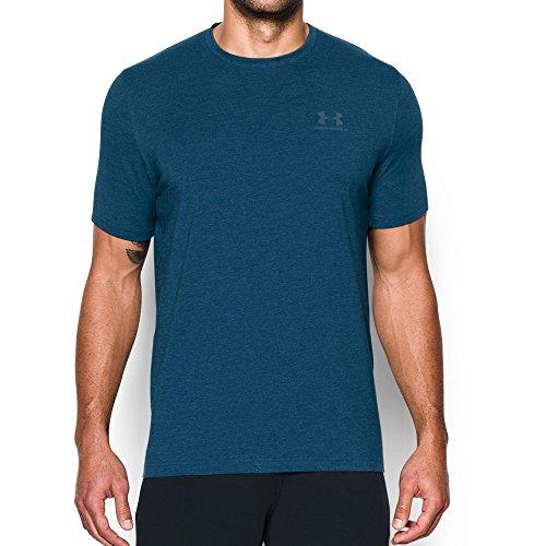 under-armour-t-shirt-pour-homme-logo-sur-poitrine-gauche-xxxxl-blackout-navy-medium-heather-graphite