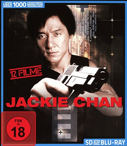Jackie Chan - Ultimate Edition [Blu-ray]