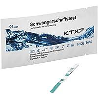 KTX7 Schwangerschaftstest - Empfindlichkeit: 10mIU/ml, 14 Stück preisvergleich bei billige-tabletten.eu