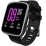 Willful Montre Connectée Bracelet Connecté Podometre Cardio Homme Femme Enfant Smart Watch Android...
