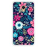 Hapdey Phone Case for [Meizu M5 Note] design [Multicolor