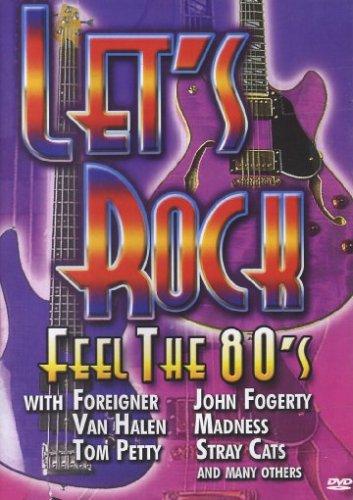 Let's Rock - Feel The 80s [Edizione: Regno Unito]