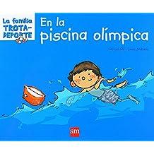 En la piscina olímpica (La familia trotadeporte)