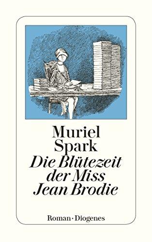 Preisvergleich Produktbild Die Blütezeit der Miss Jean Brodie (detebe)