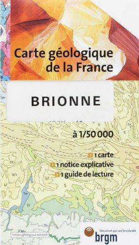 Carte géologique : Brionne