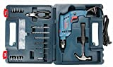 Bosch GSB450RE 450-Watt 10mm Impact Drill Smart Kit with Suitcase