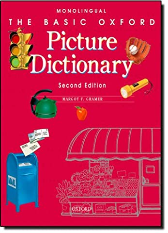 The Basic Oxford Picture Dictionary, Second Edition:: Monolingual English (Basic