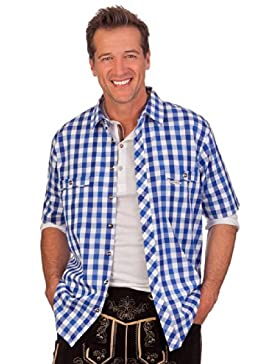 H1418 – Trachten Herren Hemd mit