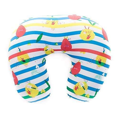 SLeepAA Coussin d'Allaitement 100% Coton Multifonction -Nid bébé Butoirs berceau |Texture Douce -Léger Pratique Lavable en machine Coussin de Maternité Évolutif |Conçu et Fabriqué en UE (BOWIE&LENNOX)