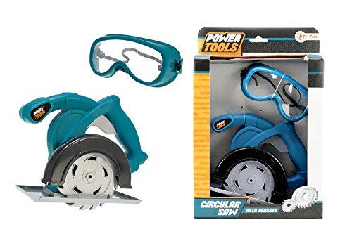 Toi-Toys-Set Sierra Circular Herramientas y établis, 38033