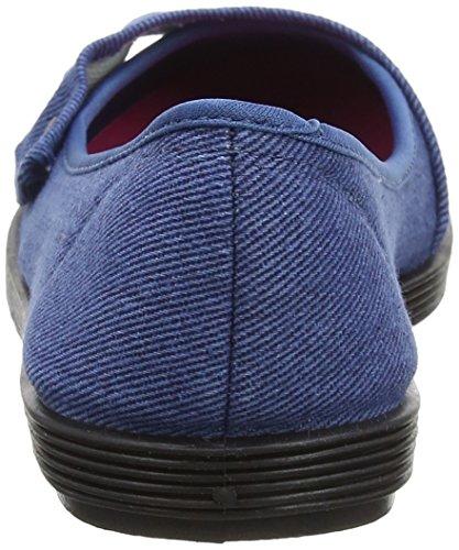 Blowfish Damen Galner Sandalen Blue (Blue)