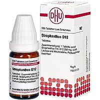 Strophanthus D 12 Tabletten 200 stk preisvergleich bei billige-tabletten.eu