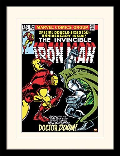 Robert E Lee Für Kinder - Pyramid International Iron Man (Dr. Doom)