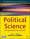 Political Science, Fifth Edition (Comparative Government and Politics) by Rod Hague (2007-06-15)