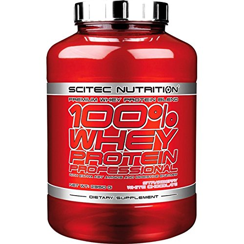 Scitec nutrition 100% whey protein professional - 2,3 kg lemon cheesecake