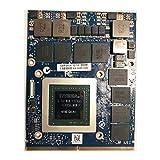 Original 8GB Portable Carte vidéo NVIDIA GeForce GTX 980M GTX980M GDDR5 256bit Carte Graphique vidéo pour MXM VGA Board Upgrade Kits de Remplacement Nouveau pour CLEVO