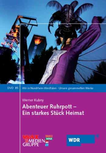 Abenteuer Ruhrpott - Ein starkes Stück Heimat, 1 DVD