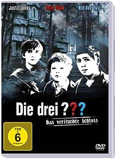 Die drei ??? - Das verfluchte Schloss (Mit Autogrammkarte von Nick Price, exklusiv bei Amazon.de)