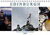 EDINBURGH. Glanzlichter aus Stadt und Region. (Tischkalender 2019 DIN A5 quer): Es gibt Ein- und Ausblicke in die Landschaft und führt zu ... (Monatskalender, 14 Seiten ) (CALVENDO Orte)