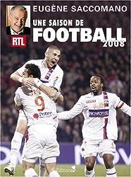 Une saison de football 2008