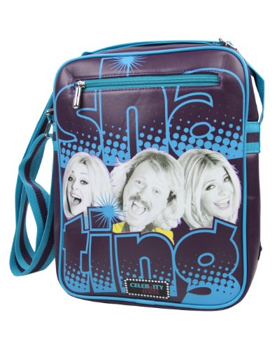 Unisex-Adulti - Official - Celebrity Juice - Borsa Volo