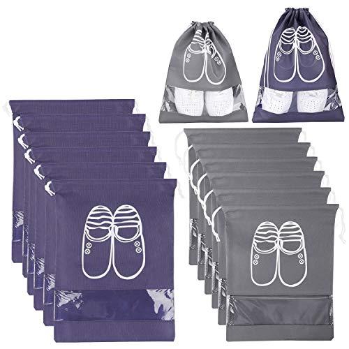 Xddias 12 Piezas Bolsa de Zapatos