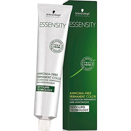 Schwarzkopf Essensity Ammonia Free Permanent Color 4-0 Medium Brown 60ml