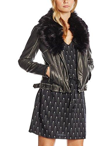 Kaporal Cola Blouson, Noir (Black), FR: 36 (Taille fabricant: S) Femme