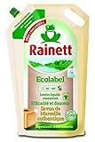 RAINETT Lessive Liquide Concentrée Ecologique Savon de Marseille Recharge de 1,98 L