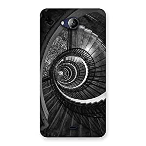 Enticing illuisional Back Case Cover for Canvas Play Q355