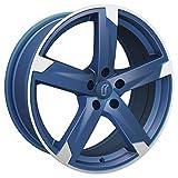Rondell 01RZ Felgen 8x19 ET35 5x112 BLAUMP für AUDI A3 A4 A5 A6 A7 A8 Q2 Q3 Q5 RS3 S3 S4 S5 S6 TT TTS